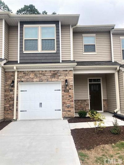 Durham Townhouse For Sale: 1205 Compass Drive