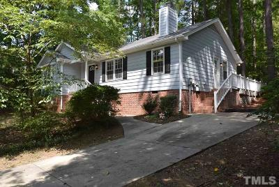 Cary Rental For Rent: 106 Honeysuckle Lane