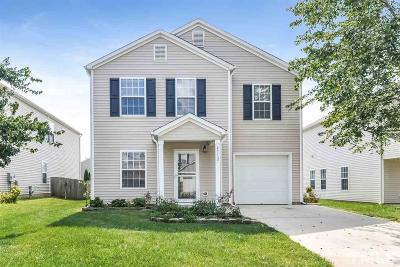 Durham Single Family Home For Sale: 4712 Rockport Drive