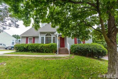 Raleigh Single Family Home For Sale: 2400 Pepperfield Drive
