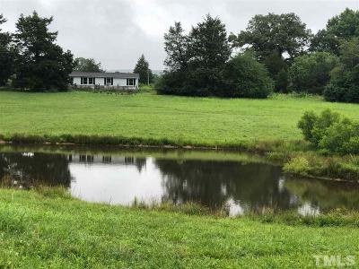 Chapel Hill Residential Lots & Land For Sale: 2321 Jo Mac Road