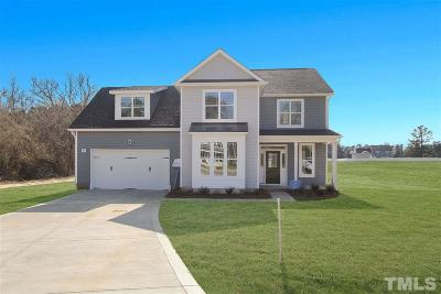 Clayton Single Family Home For Sale: 188 Marywood Drive