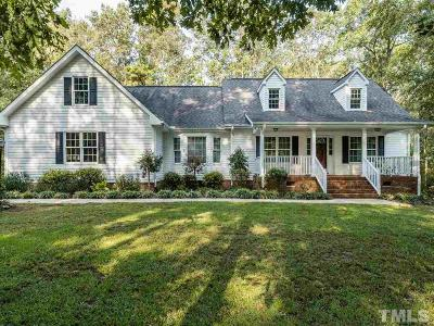 Lee County Single Family Home Contingent: 3324 Chris Cole Road