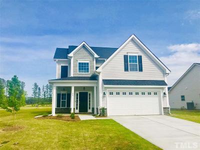 Clayton Single Family Home For Sale: 44 Jonalker Court