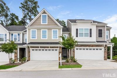 Cary Townhouse For Sale: 1006 Monmouth Loop