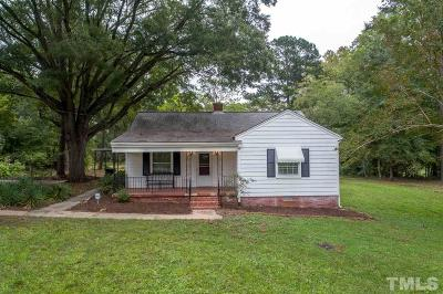 Durham Single Family Home For Sale: 3217 Rowena Avenue