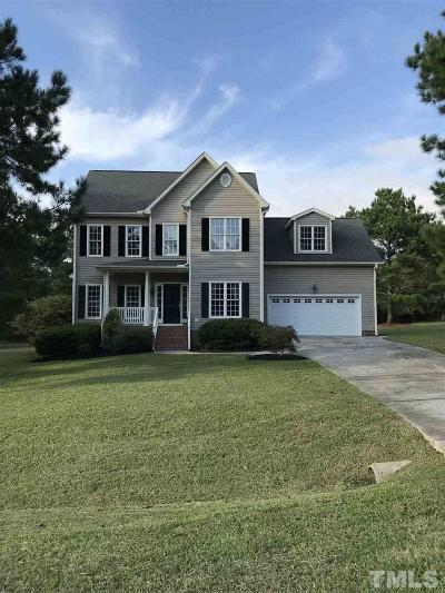Youngsville Single Family Home Contingent: 15 Widegon Court