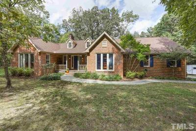 Harnett County Single Family Home For Sale: 99 Pinecrest Way