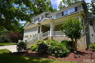 Raleigh Single Family Home For Sale: 13022 Edsel Drive