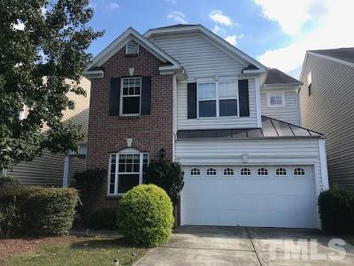 Raleigh Rental For Rent: 8413 Stonework Drive