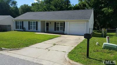 Holly Springs Rental For Rent: 116 Cabrita Court