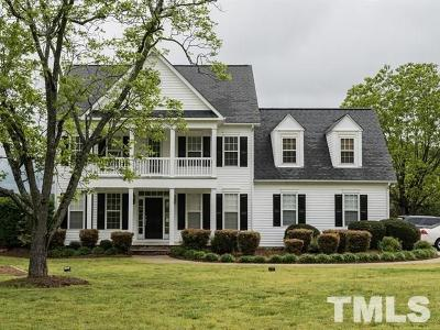 Wake County Single Family Home For Sale: 4417 Rolesville Road
