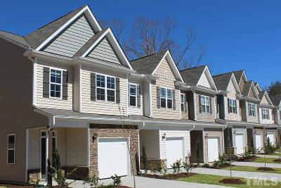 Raleigh Townhouse Pending: 18 Watermist Lane #18