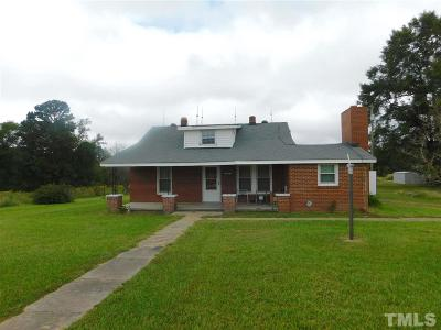 Youngsville Single Family Home Contingent: 1345 Darius Pearce Road