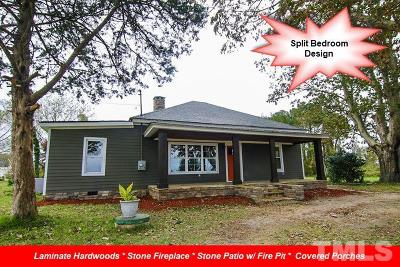 Princeton Single Family Home For Sale: 1013 Gurleys Mill Road