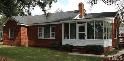 Dunn NC Single Family Home Contingent: $88,000