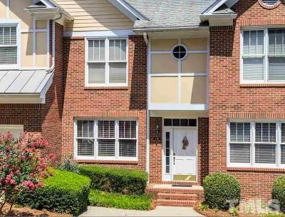 Raleigh Rental For Rent: 116 Ashton Hall Lane