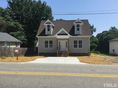 Wake County Rental For Rent: 416 N Allen Road North