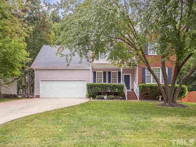 Holly Springs Single Family Home For Sale: 128 Clay Ridge Court