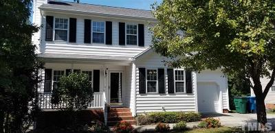 Durham Single Family Home For Sale: 6006 Millstone Drive