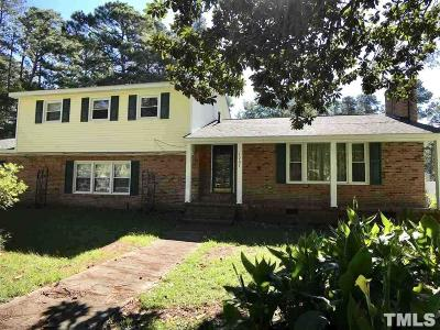 Smithfield Single Family Home For Sale: 1201 S Crescent Drive