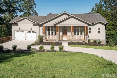 Chapel Ridge Single Family Home For Sale: 93 Golfers View