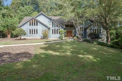 Raleigh Single Family Home For Sale: 1416 Silverling Way
