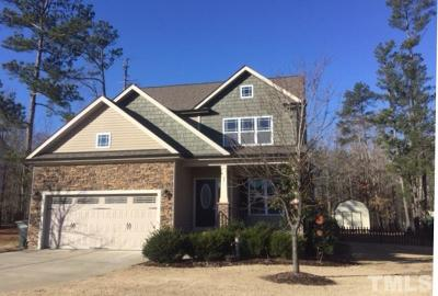 Youngsville Single Family Home For Sale: 95 Boxwood Drive