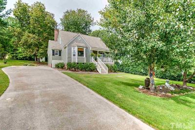 Wake Forest Single Family Home Pending: 912 Big Bend Court