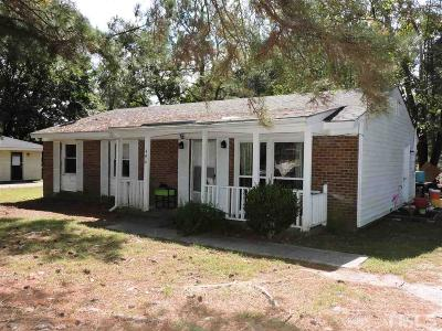 Garner Single Family Home For Sale: 406 Queen Guenevere Trail