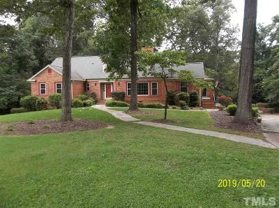 Mebane Single Family Home For Sale: 4640 Forest Lake Drive