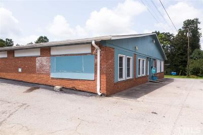Hillsborough Commercial For Sale: 305 Revere Road