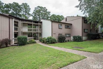 Wake County Condo Contingent: 5130 Flint Ridge Place #5130