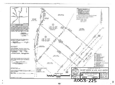 Chatham County Residential Lots & Land For Sale: 1157 Hillsboro Street