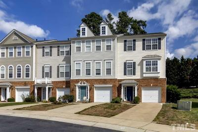 Morrisville Townhouse Contingent: 309 Sutter Gate Lane