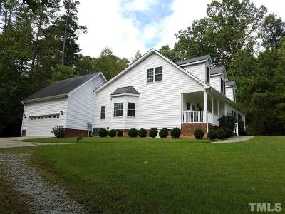 Durham Single Family Home For Sale: 1015 Greens At Pleasant Drive