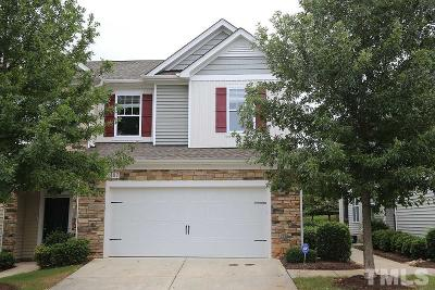 Raleigh Townhouse For Sale: 2407 Swans Rest Way