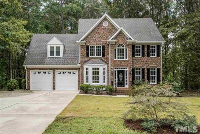 Single Family Home For Sale: 3816 Perney Court