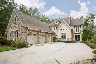 Chapel Hill Single Family Home For Sale: 1100 Pinehurst Drive