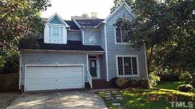 Cary Single Family Home For Sale: 209 Cedarpost Drive