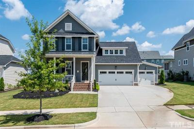 Holly Springs Single Family Home For Sale: 317 Quaker Meadows Court