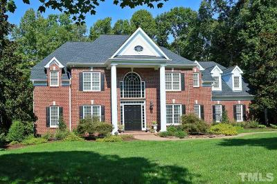 Wake Forest Single Family Home For Sale: 6301 Mountain Grove Lane