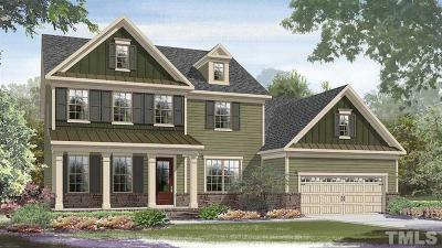 Wake Forest Single Family Home For Sale: 3217 Star Gazing Court