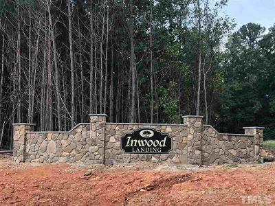 Raleigh Residential Lots & Land For Sale: 4630 Inwood Drive