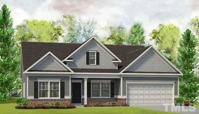 Knolls At The Neuse Single Family Home Pending: 154 Neuse Bluff Circle #66