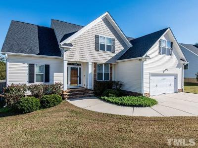Willow Spring(s) (121) Single Family Home Contingent: 525 Spruce Meadows Lane