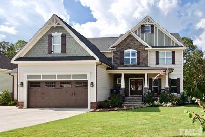 Johnston County Single Family Home For Sale: 163 N Skymont Drive