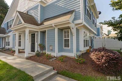 Wake Forest Townhouse Pending: 1316 Legacy Greene Avenue