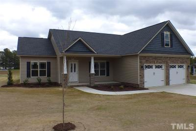 Dunn Single Family Home For Sale: 1135 Christmas Tree Road