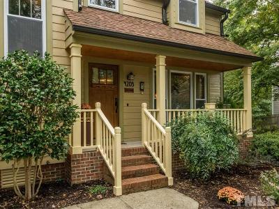 Durham Single Family Home For Sale: 4203 Peachway Drive